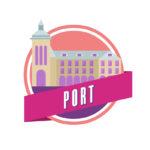Logo Cartier Port Galati