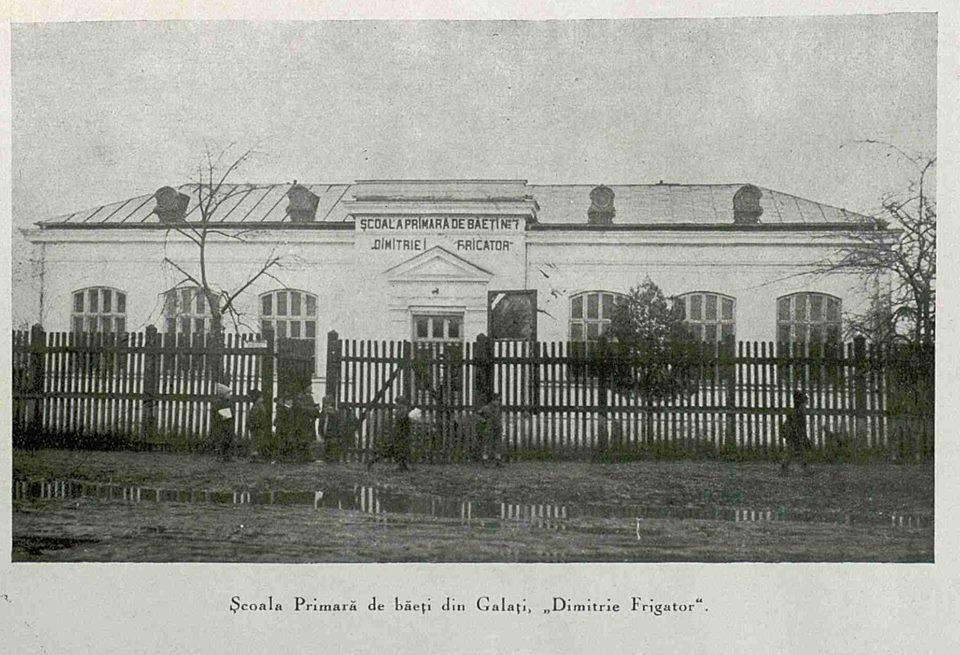 Școala Primară de băieți Dimitrie Frigator