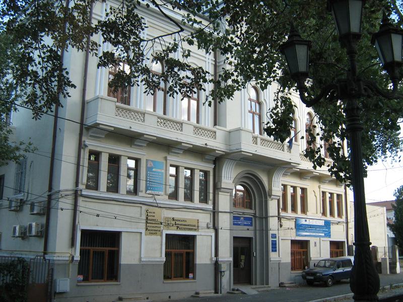 Casa Corpului Didactic Galați