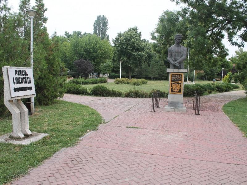 Parcul Libertății din Galați, inaugurat în 1933 de primarul Christache Theodoru