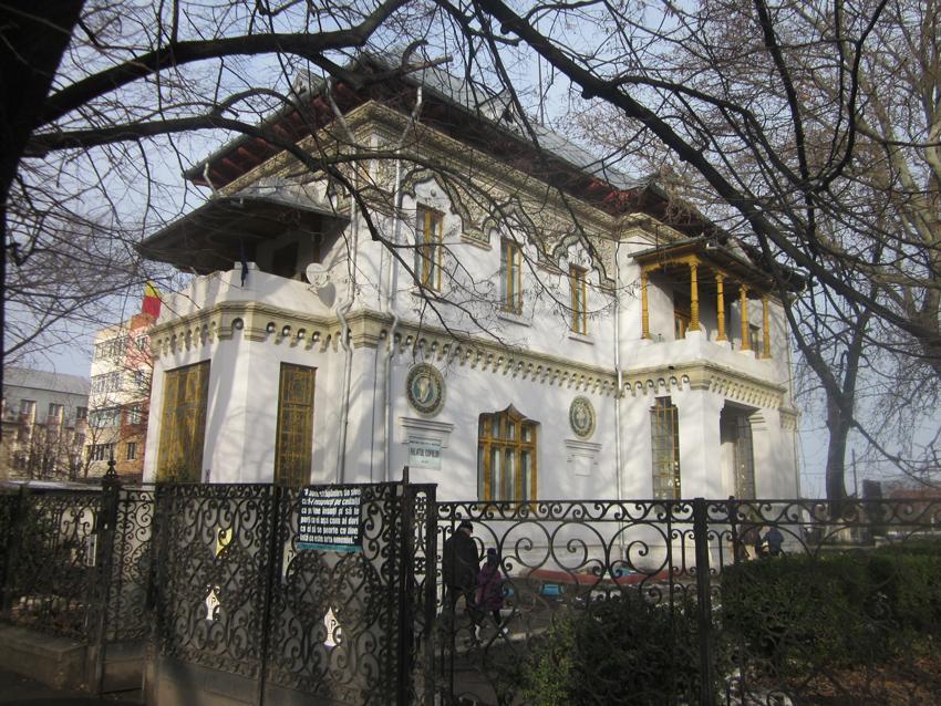 Casa Robescu - reședința Rezidentului Regal La Galați