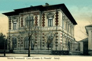 Costake G. Plesnila Haus in Galați