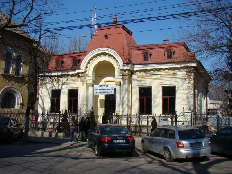 Casa Bănică GRIGORESCU Galați