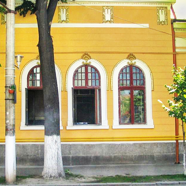 Fostul Consulat Portughez din Galați