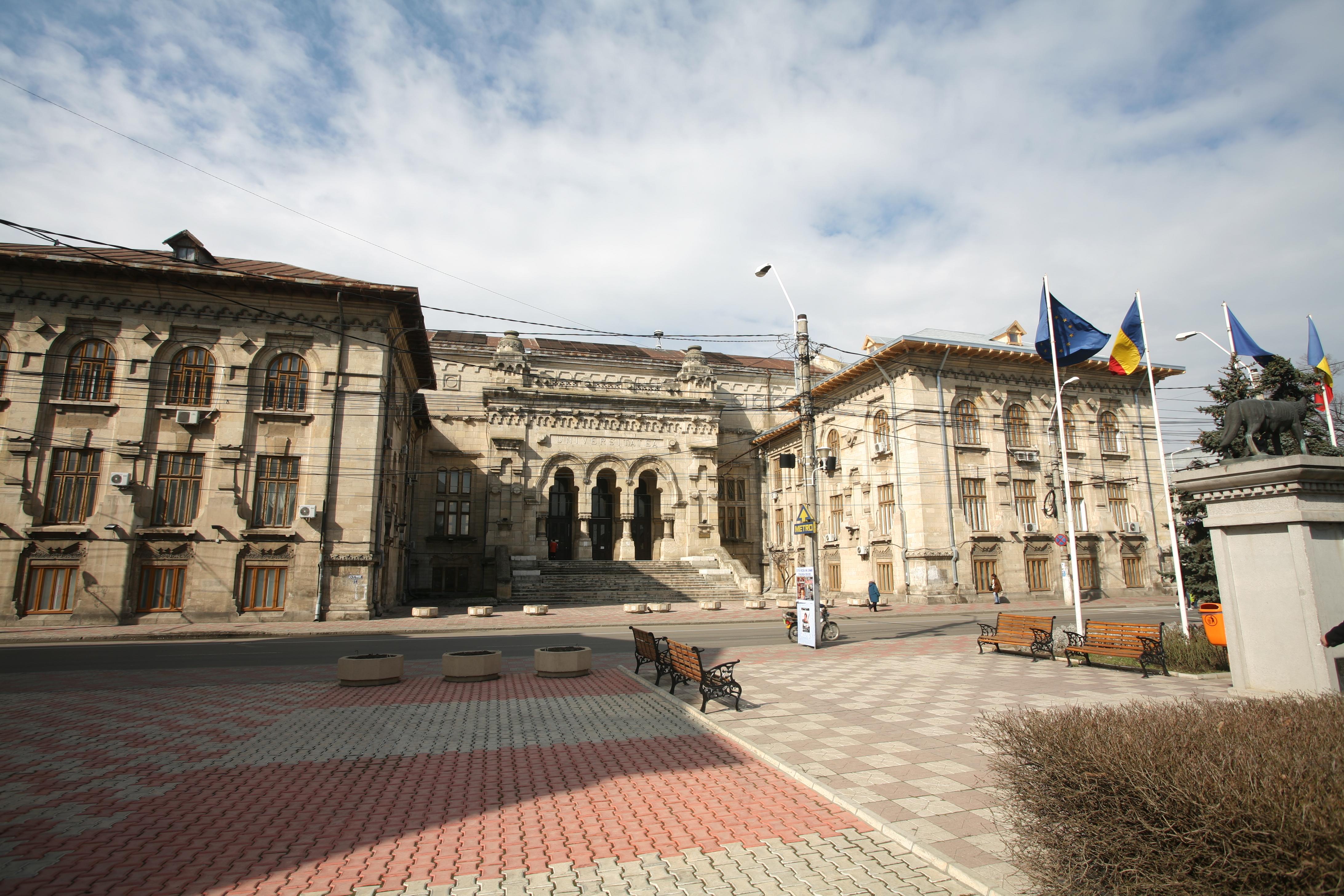 Palatul de Justiție – Universitatea