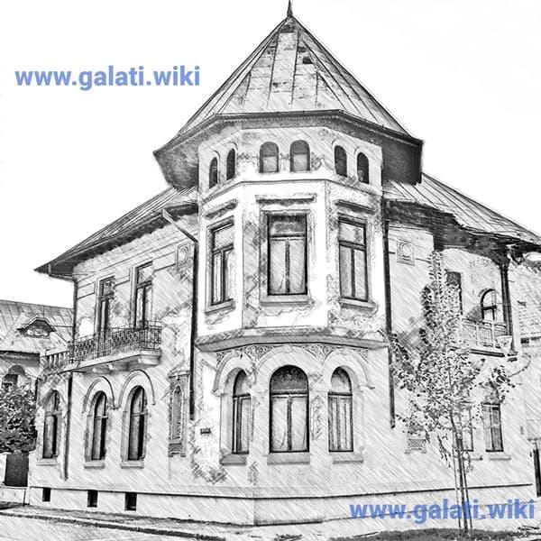 Fostul Consulat Spaniol din Galați
