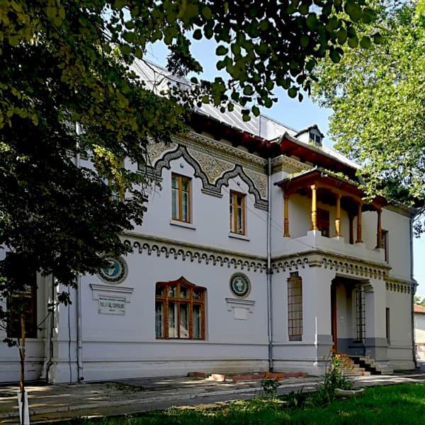 Casa Robescu (Palatul Copiilor)
