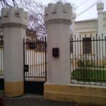 poarta Casei Theologovitch